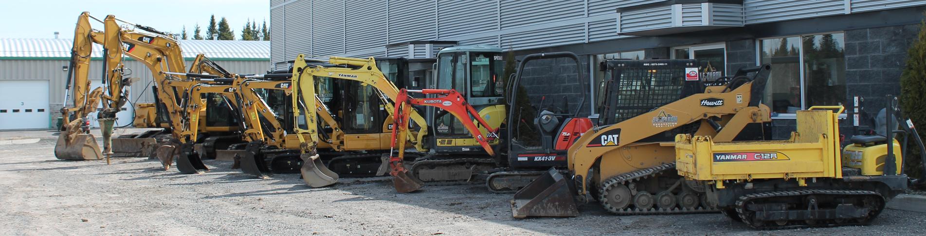 Excavation Québec